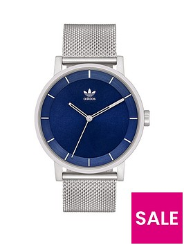 adidas-adidas-district-m1-silver-amp-navy-stainless-steel-strap-mens-watch