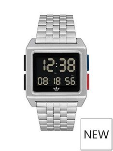adidas-adidas-archive-m1-silver-stainless-steel-strap-digital-mens-watch