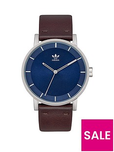 adidas-adidas-district-l1-silver-navy-amp-brown-leather-strap-mens-watch