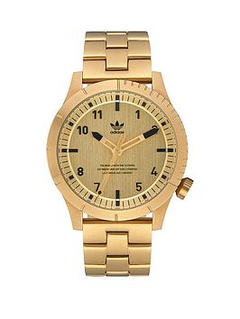 adidas-adidas-cypher-m1-gold-amp-black-stainless-steel-mens-watch