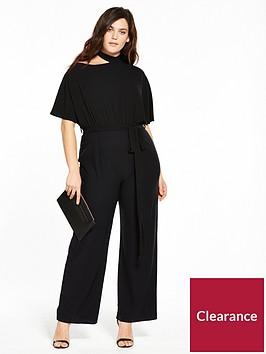 lost-ink-plus-jumpsuit-with-one-shoulder-black