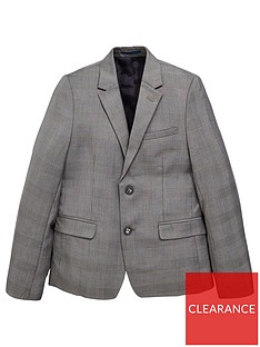 v-by-very-grey-check-occasionwear-smart-suit-jacket