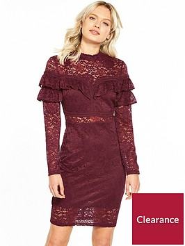 lost-ink-lace-bodycon-dress-burgundy