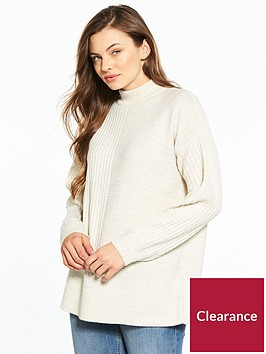 v-by-very-funnel-neck-cut-about-rib-jumper