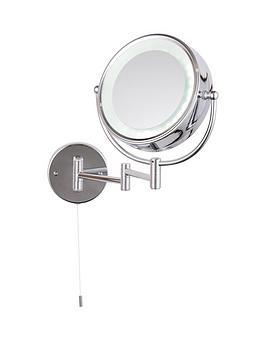 spa-lyon-magnifying-bathroom-mirror-wall-light