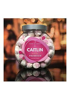 personalised-bon-bon-sweet-jar-prosecco