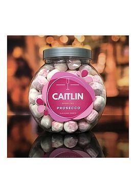 personalised-bon-bon-sweet-jar-prosecco