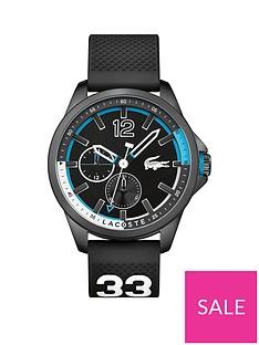lacoste-lacoste-capbreton-black-multi-dial-black-silicon-strap-mens-watch