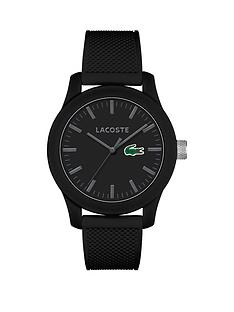 lacoste-lacoste-1212-black-dial-black-strap-mens-watch