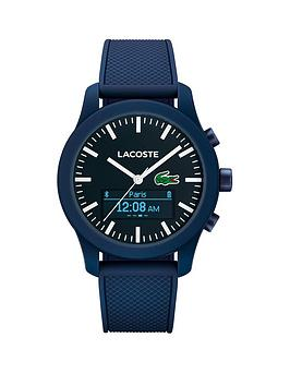 lacoste-lacoste-212-contact-smart-coloured-dial-silicone-strap-smartwatch