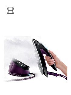 philips-perfectcare-aqua-pro-steam-generator-iron-gc940580-with-450g-steam-boost-purple