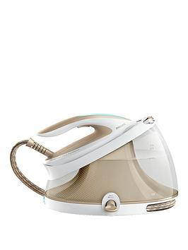 Philips Perfectcare Aqua Pro Steam Generator Iron Gc9410/60 With Up To 450G Steam Boost - Champagne Edition
