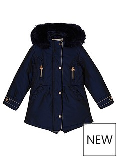 baker-by-ted-baker-girls-navy-hooded-parka