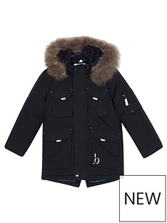 baker-by-ted-baker-boys-black-faux-fur-hooded-parka