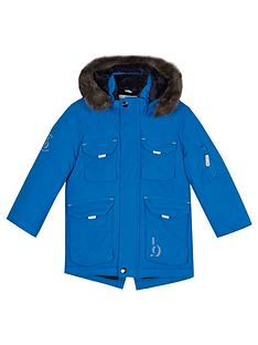 baker-by-ted-baker-boys039-blue-fleece-lined-parka