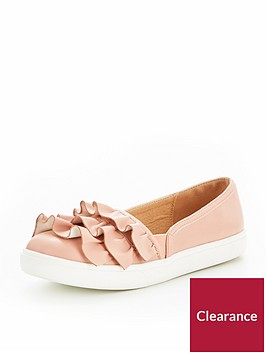 v-by-very-charlotte-frill-plimsoll