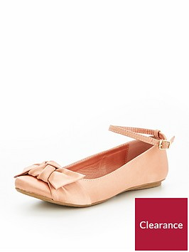 v-by-very-harper-bow-ballerina-shoe
