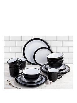 waterside-camden-16-piece-dinner-set-ndash-black