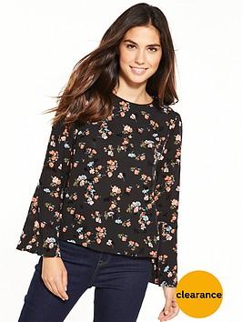 oasis-flocked-rosetti-flower-top