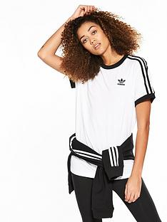 adidas-originals-adicolor-3-stripes-tee-whitenbsp