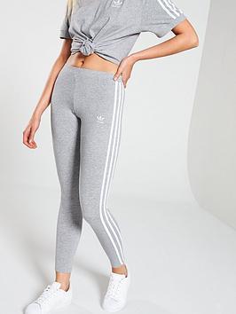adidas-originals-adicolor-3-stripe-leggingsnbsp--grey
