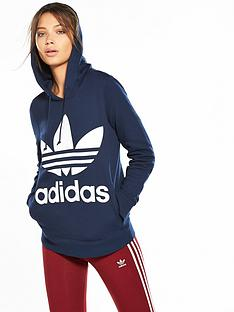 adidas-originals-adicolor-trefoil-hoodienbsp--navy