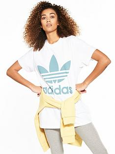 adidas-originals-adicolornbspbig-trefoil-tee-white
