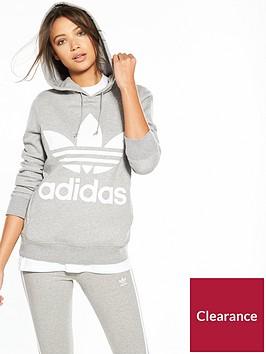 adidas-originals-adicolor-trefoil-hoodie-grey