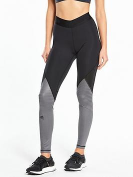 Adidas Alphaskin Sport Tight - Black