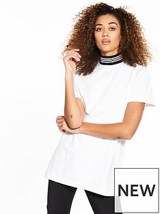 adidas-originals-high-neck-loose-t-shirt