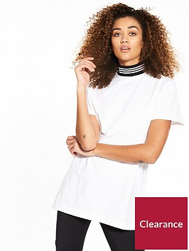 adidas-originals-high-neck-loose-t-shirt
