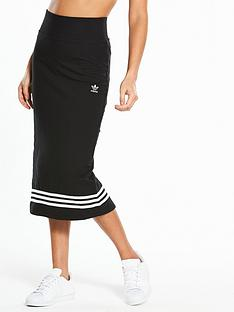 adidas-originals-midi-skirt-blacknbsp