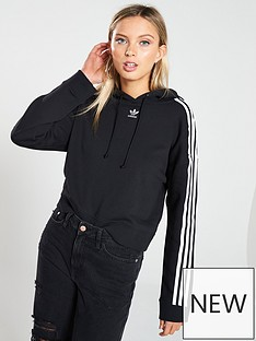 adidas-originals-adicolor-cropped-hoodie-black