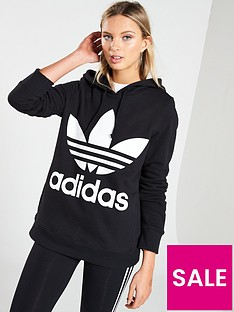 adidas-originals-adicolor-trefoil-hoodienbsp--black