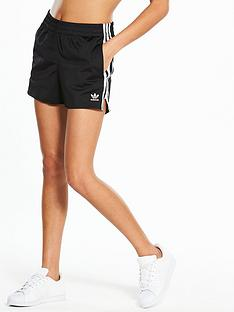 adidas-originals-adicolor-3-stripe-shorts-black