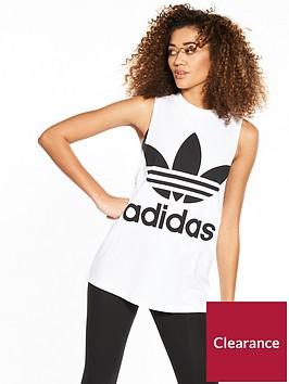 adidas-originals-adicolor-trefoil-tank-white