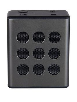 i-box-small-portable-2w-bluetooth-speaker-gun-metal