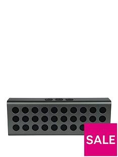 i-box Medium Portable 4W Bluetooth Speaker - Gun Metal