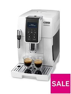 DeLonghi DinamicaECAM350.35.W Coffee Machine