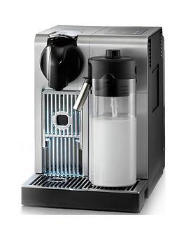 Nespresso En750.Mb Lattissima Pro By Delonghi – Silver