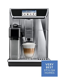 DeLonghi ECAM650.85.MS PrimaDonna Elite Experience Bean-to-Cup Coffee Machine