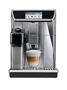 Delonghi Ecam650.85.Ms Primadonna Elite Experience Bean-To-Cup Coffee Machine