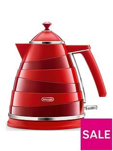 delonghi-avvolta-kettle-red