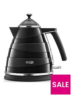 delonghi-avvolta-kettle-black