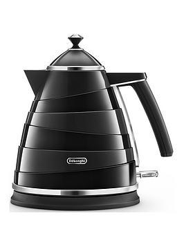 delonghi-avvolta-kettle-black