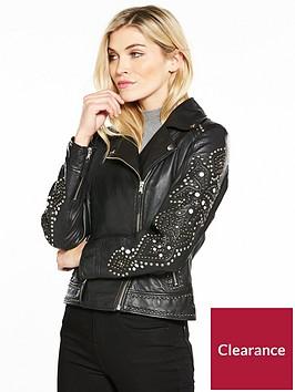 v-by-very-stud-and-embossed-premium-leather-biker-jacket-black