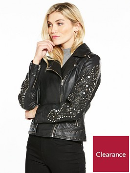 v-by-very-stud-and-embossed-premium-leather-biker