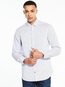tommy-hilfiger-long-sleeve-stripe-shirt-navywhite
