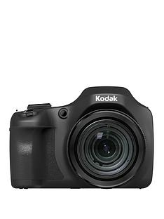 kodak-pixpro-az652-astro-zoom-bridge-camera-20mp-65x-zoom-wifi-fhd-3-lcd-black-with-free-bridge-case--limited-time-only