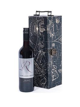 captain-cook-night-sky-design-box-with-bottlenbspof-wine